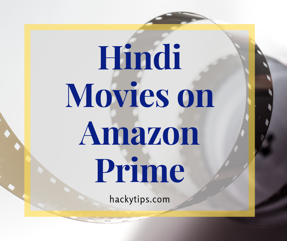 bollywood movies on prime