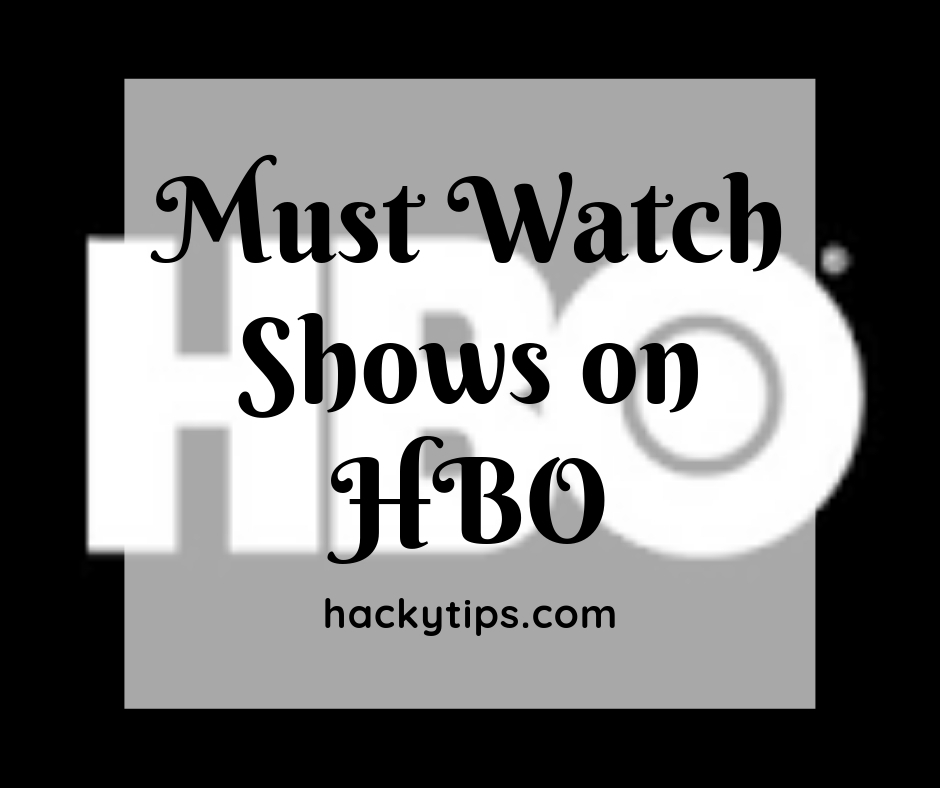 Shows on HBO