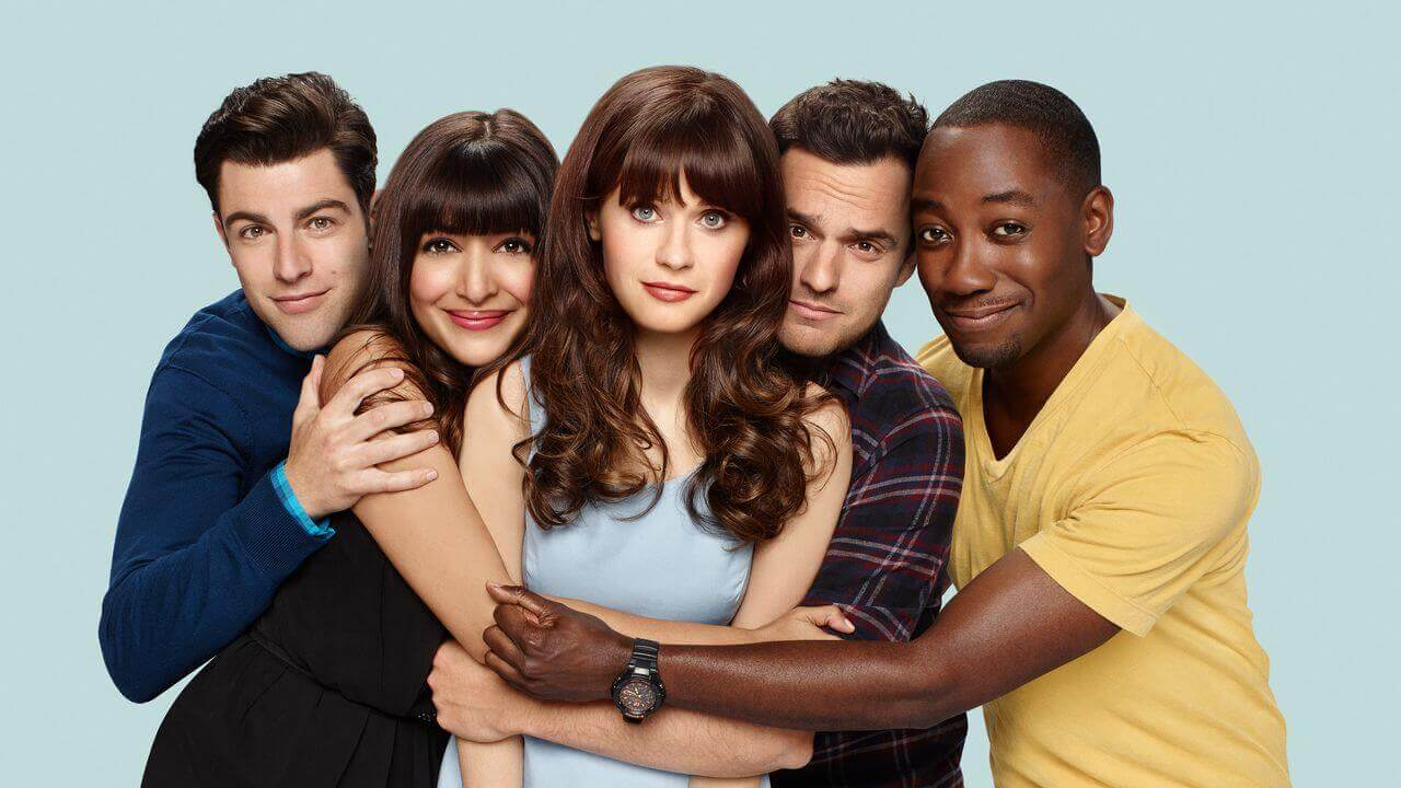 New Girl on Netflix