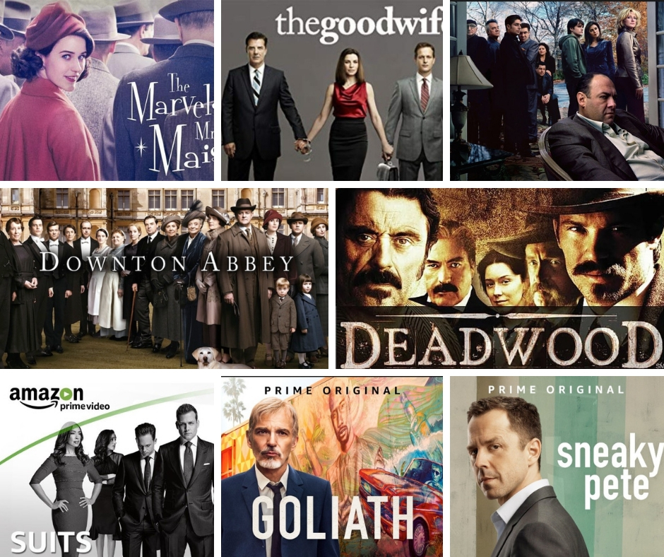 TV Shows on Amazon Prime
