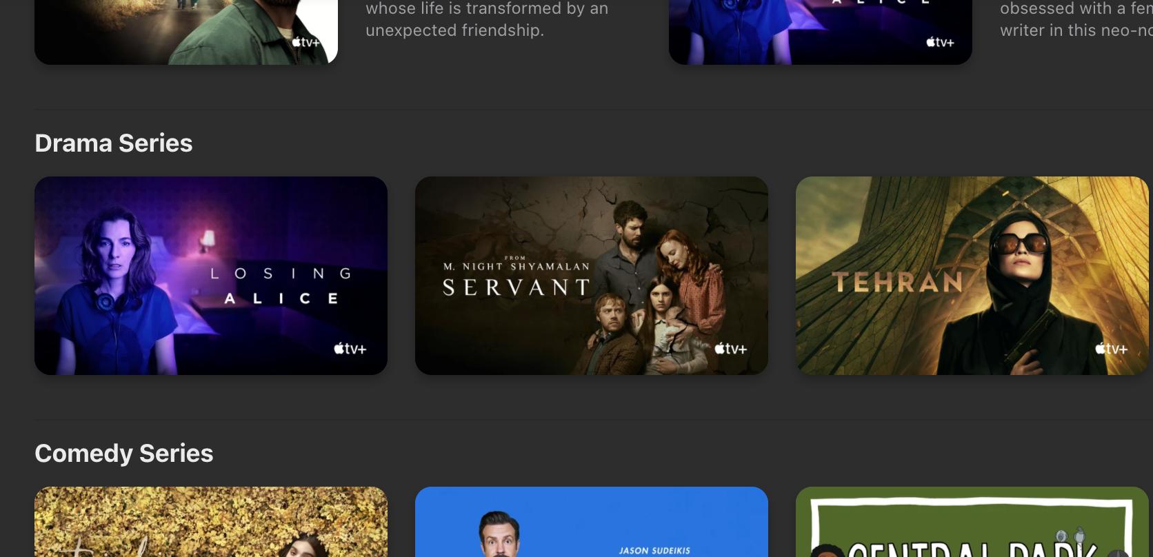 Best Shows on Apple TV Plus